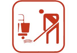 gemmet clean sanitärentkalker stark, 10 kg