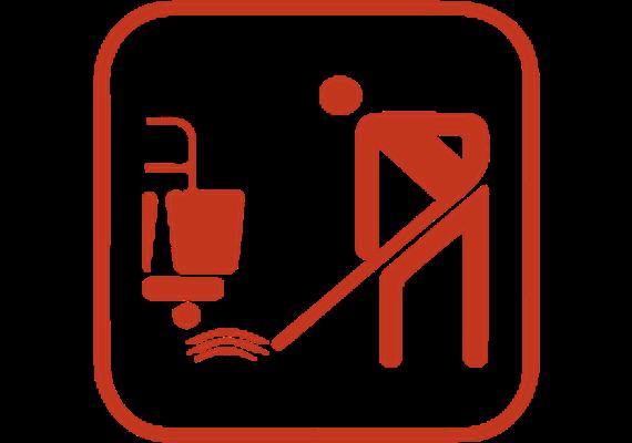gemmet clean sanitärentkalker stark, 10kg